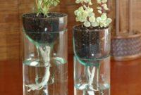 cara menanam hidroponik dengan botol