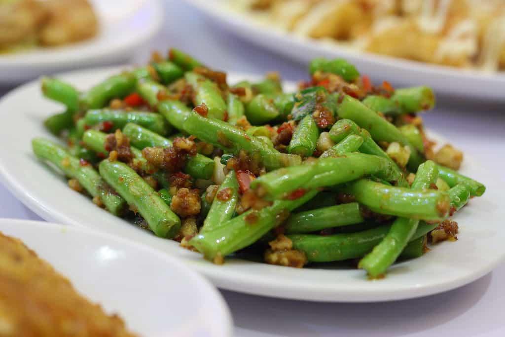 manfaat dan efek samping kacang panjang bagi kesehatan